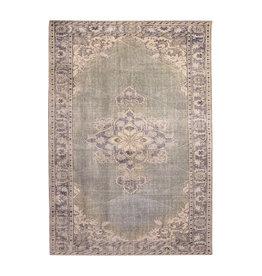 By-Boo Carpet Blush 200x290 cm - green