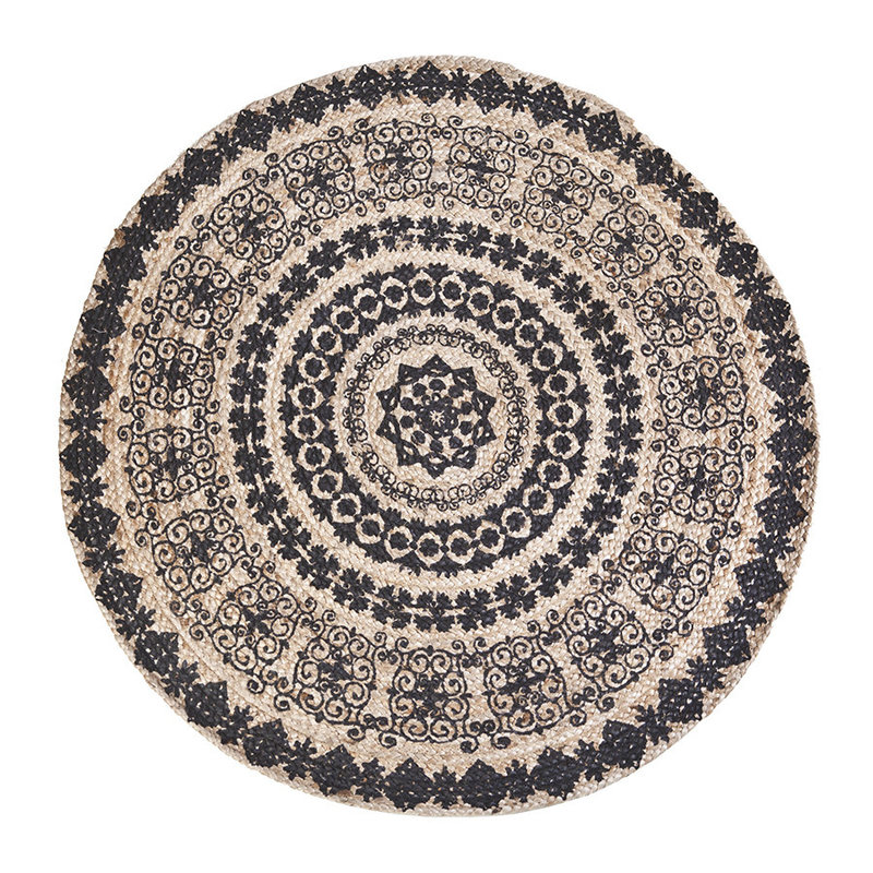 By-Boo By-Boo Carpet Himalaya round 120x120 cm