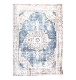 By-Boo Carpet Florence 160x230 cm - beige / blue