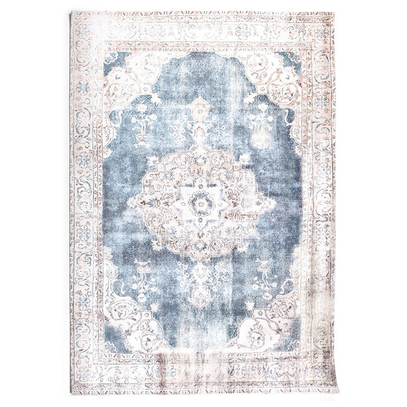 By-Boo By-Boo Carpet Florence 160x230 cm - beige / blue