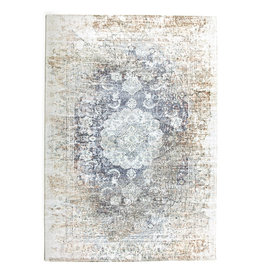 By-Boo Carpet Venice 200x290 cm - beige / grey