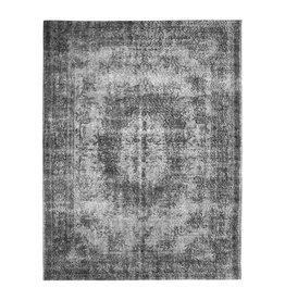 By-Boo Teppich Fiore 160x230 cm - grau