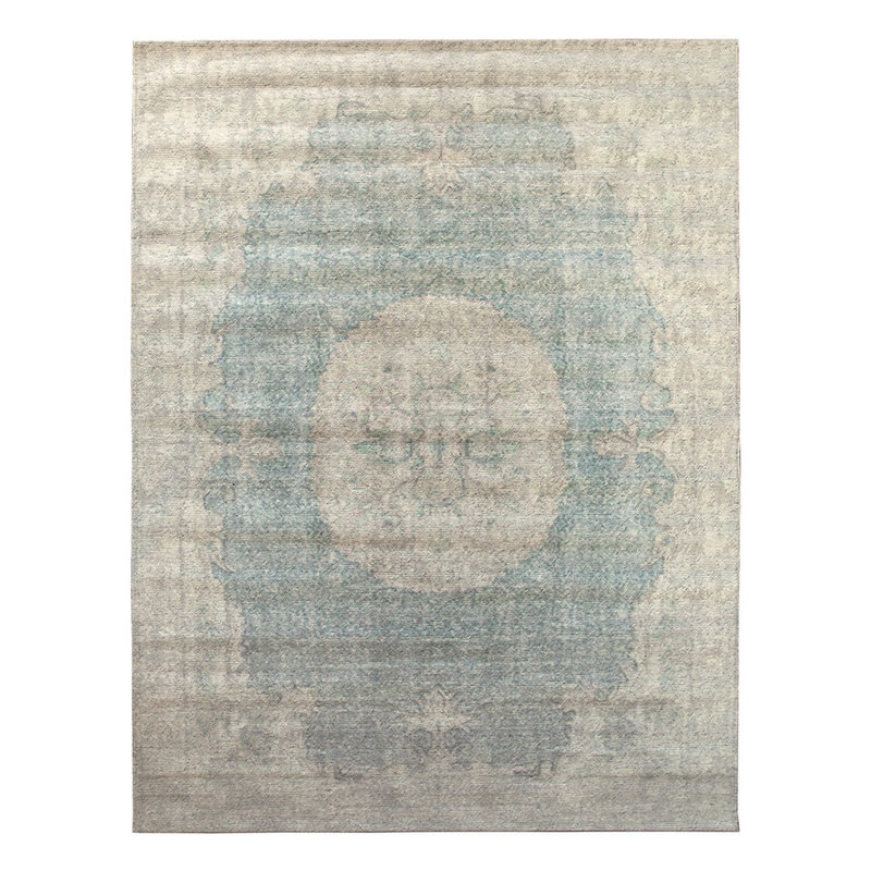 By-Boo Teppich Amare 160x230 cm - grün