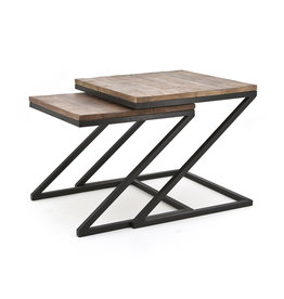 By-Boo Coffeetable set Zig Zag
