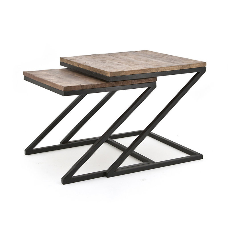 By-Boo By-Boo Coffeetable set Zig Zag