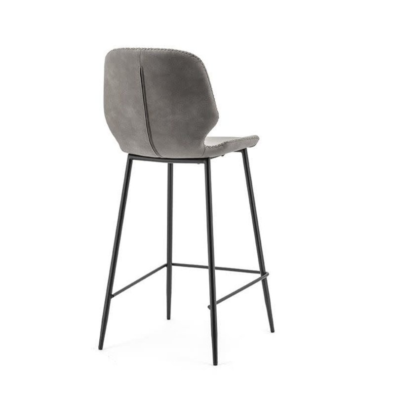 By-Boo By-Boo Bar chair Seashell low - grey