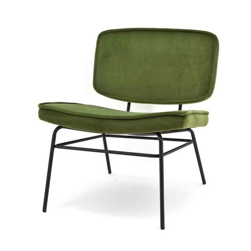 By-Boo By-Boo Lounge chair Vice - olive