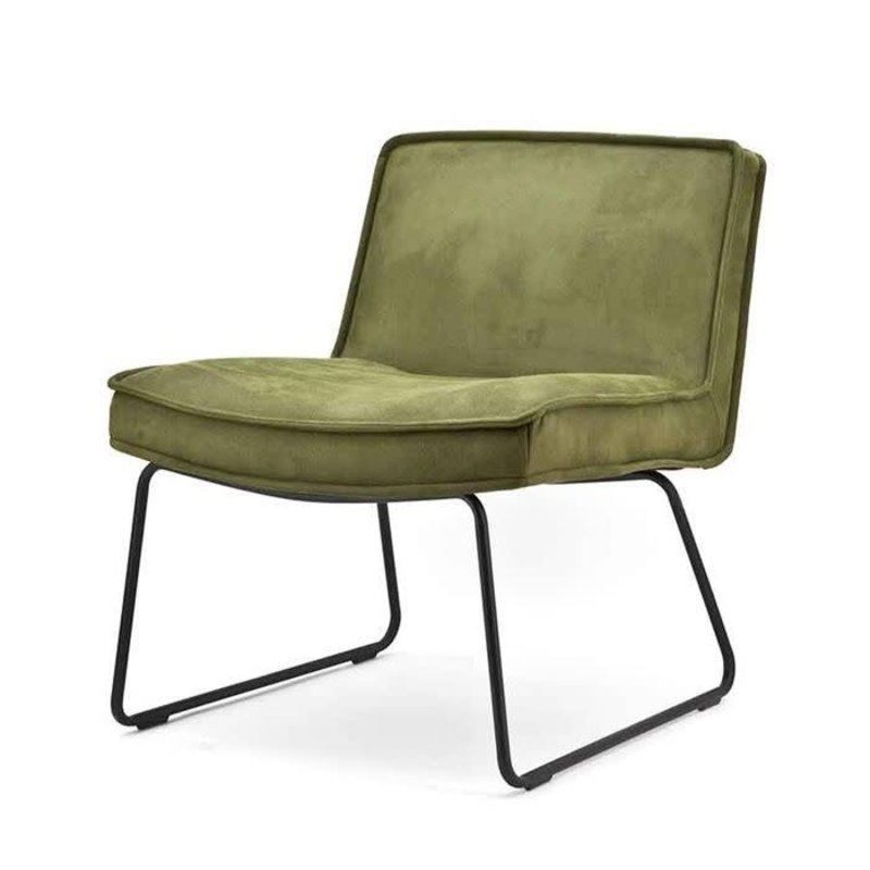 By-Boo By-Boo Lounge chair Montana - green touareq