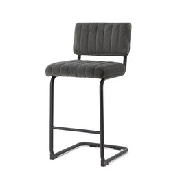 By-Boo Bar chair low Operator - grey