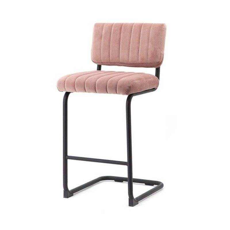 By-Boo By-Boo Bar chair low Operator - old pink