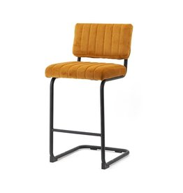 By-Boo Bar chair low Operator - ochre