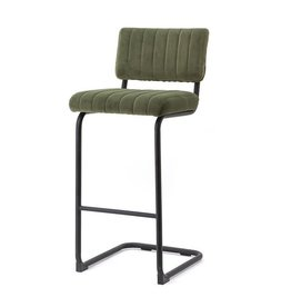 By-Boo Bar chair high Operator - green