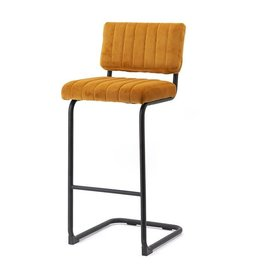 By-Boo Bar chair high Operator - ochre