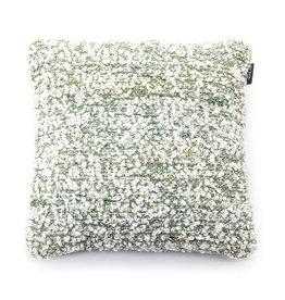 By-Boo Pillow Shaggy 45x45 cm - green