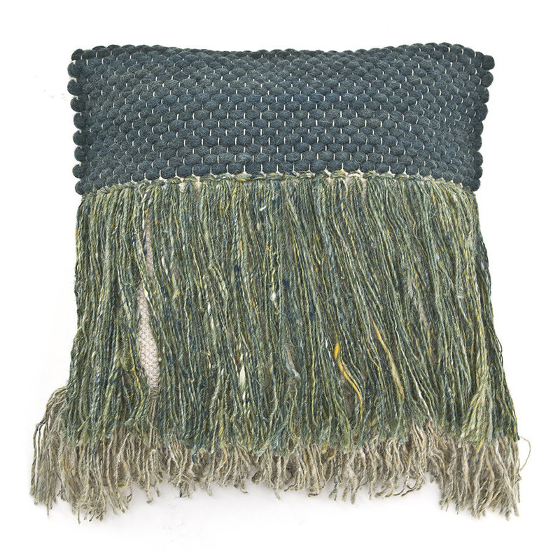 By-Boo By-Boo Pillow Kyloe 45x45 cm - green