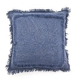 By-Boo Floret 45x45 cm - blue