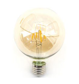 By-Boo Lightbulb G95 - 4W dimmable
