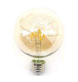 By-Boo Lightbulb G95 - 4W dimmbar