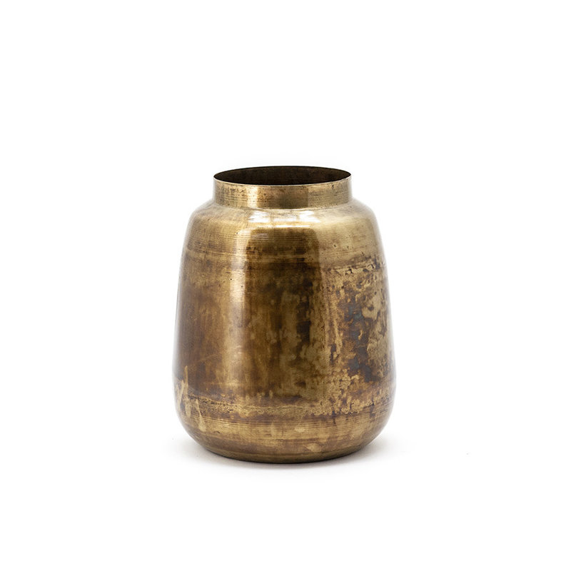 By-Boo By-Boo The Nile Vase 2 - gold