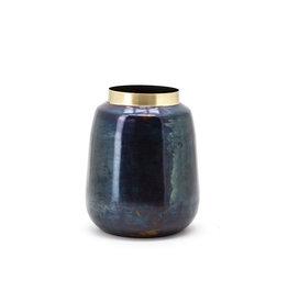 By-Boo The Nile Vase 2 - blau