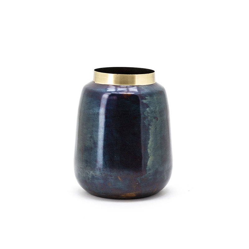 By-Boo By-Boo The Nile Vase 2 - blue