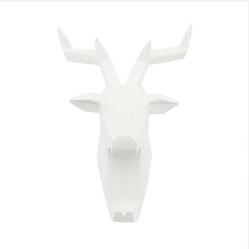 By-Boo By-Boo Goat hanger Arnold - white