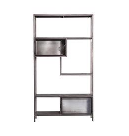 By-Boo Ventana Collection - asymmetrical bookcase