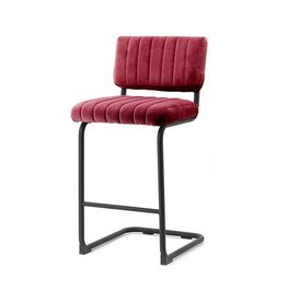 By-Boo Bar chair low Operator - red