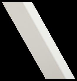 Wit gepoedercoat
