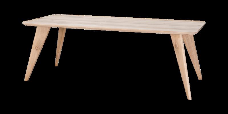 Balemo Eikenhouten eettafel Balemo Ferdinand