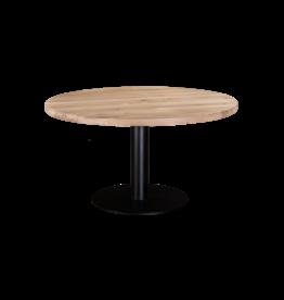Balemo Runder Esstisch aus Eichenholz