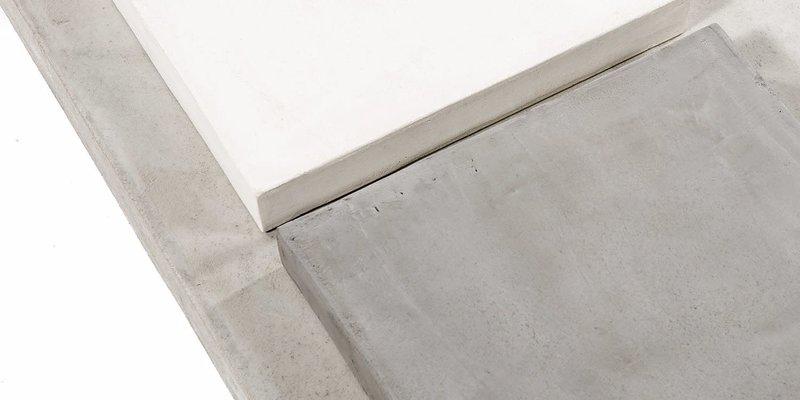 Balemo Esstisch Beton U-Leg 12x6