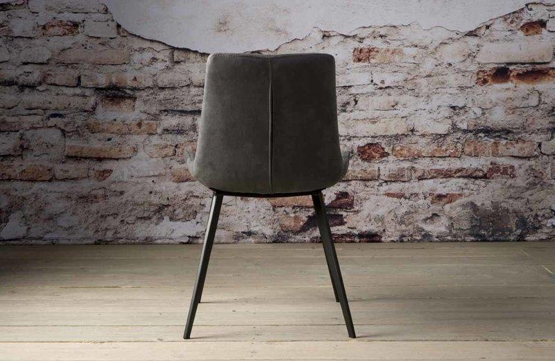 Sidd Almeria stoel - antracite
