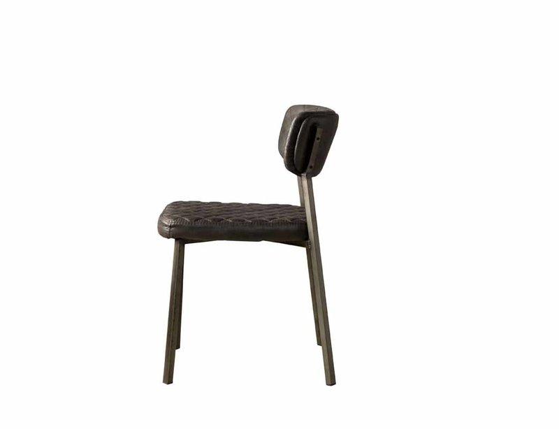 Sidd Altea stoel - T-antracite