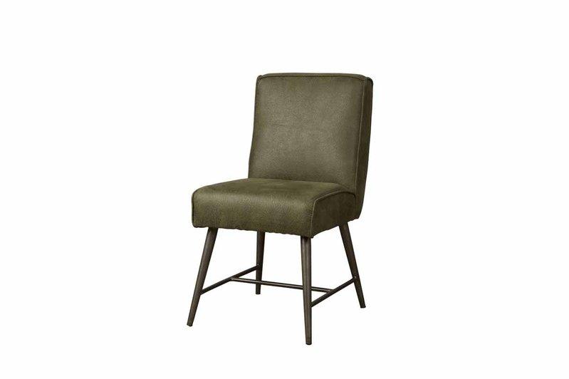 Sidd Belmonte stoel - cherokee 13 green