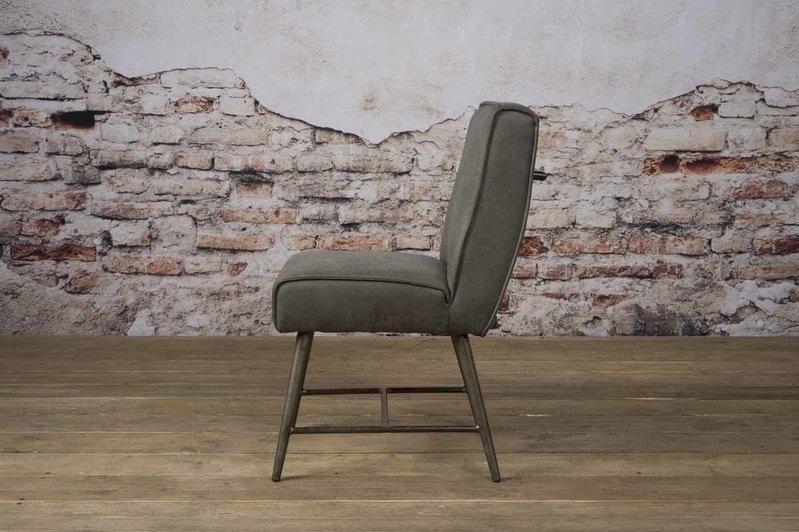 Sidd Belmonte stoel - cherokee 1 grey