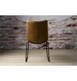 Sidd Bunol stoel - light brown