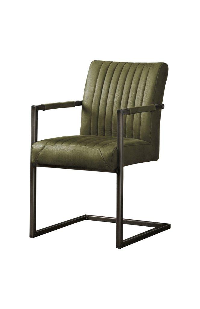 Sidd Ferro armstoel - green