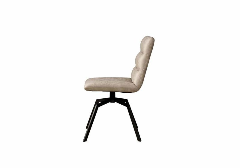 Sidd Granada stoel - light grey