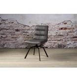 Sidd Granada stoel - dark grey