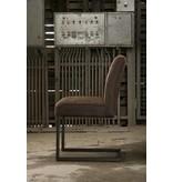 Sidd Ferro stoel - dark brown