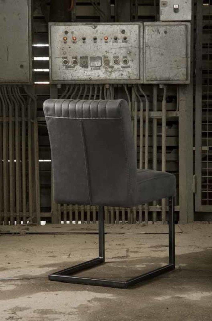 Sidd Ferro stoel - antracite