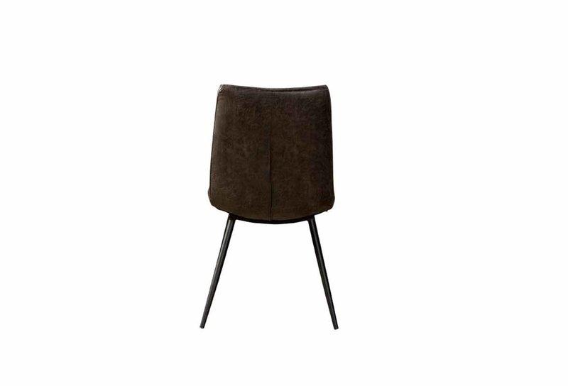 Sidd Navarra stoel - T-antracite