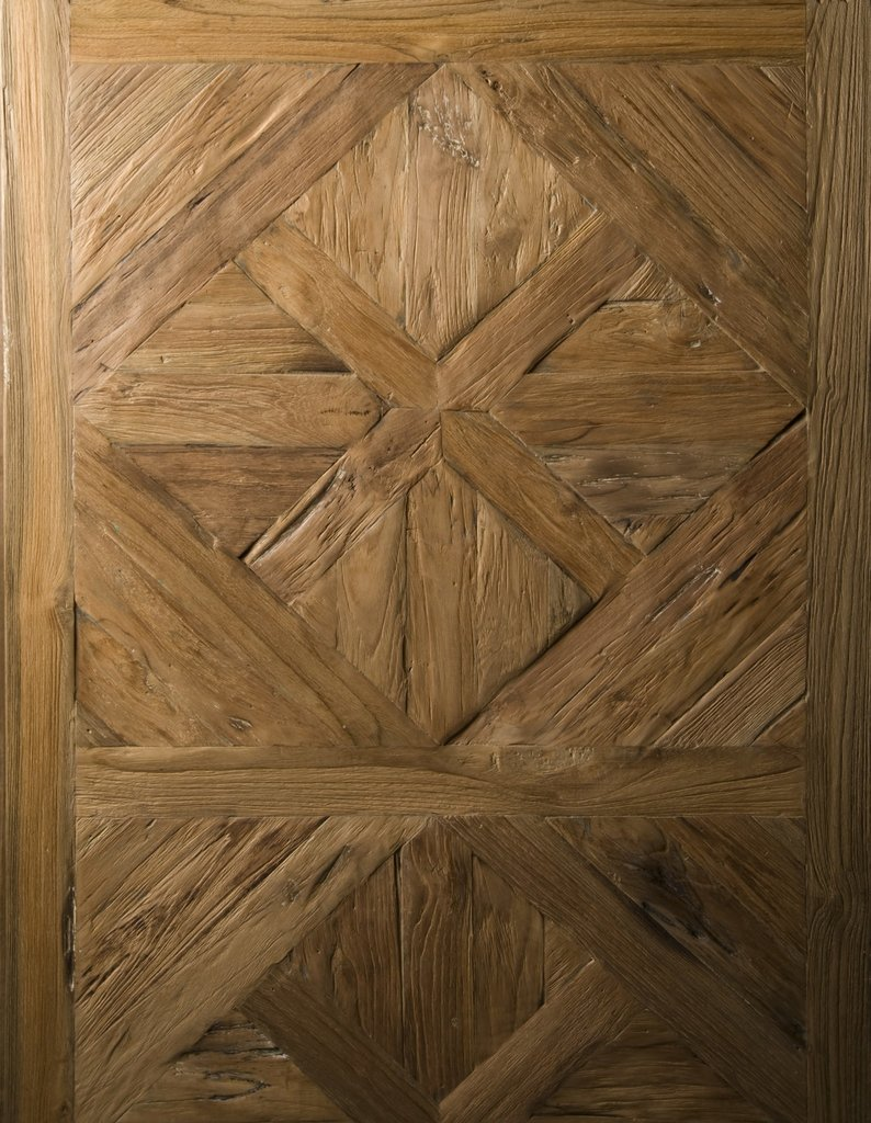 Toff Mascio vitrinekast 5 deuren 7 laden