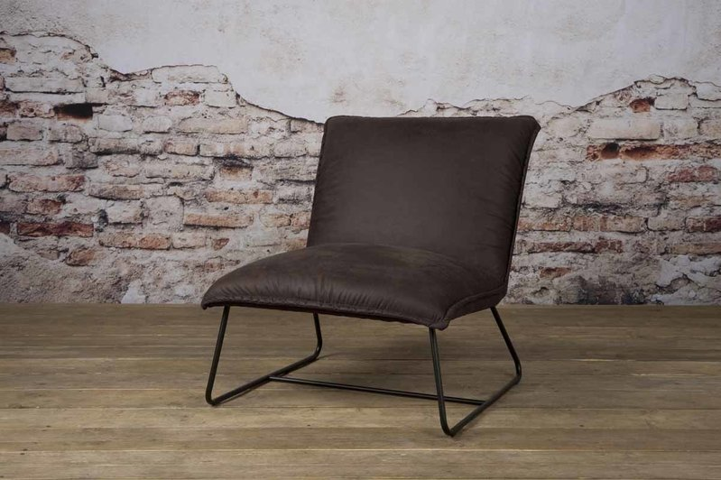 Sidd Vilar fauteuil - amazon 8 brown