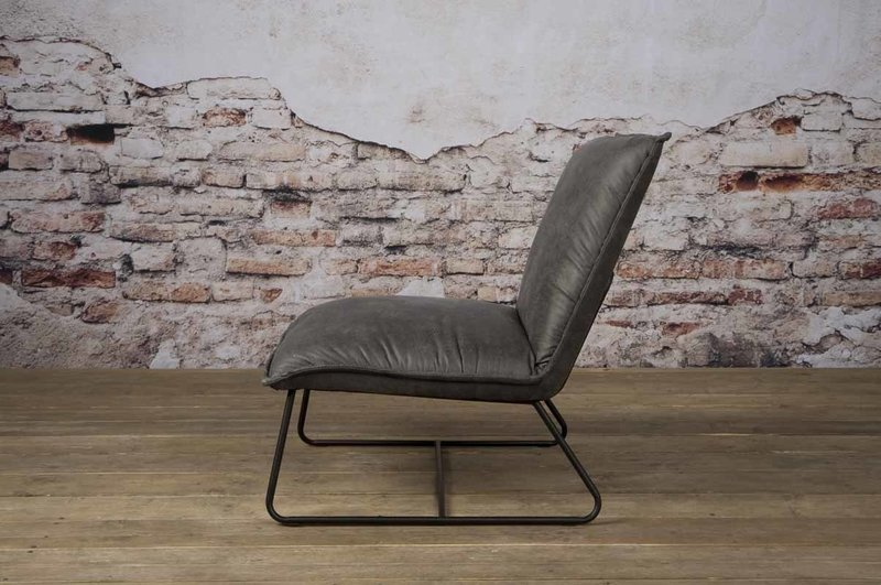 Sidd Vilar fauteuil - amazon 2 grey