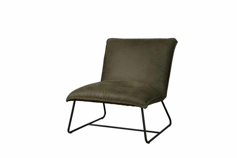 Sidd Vilar fauteuil - amazon 17 green