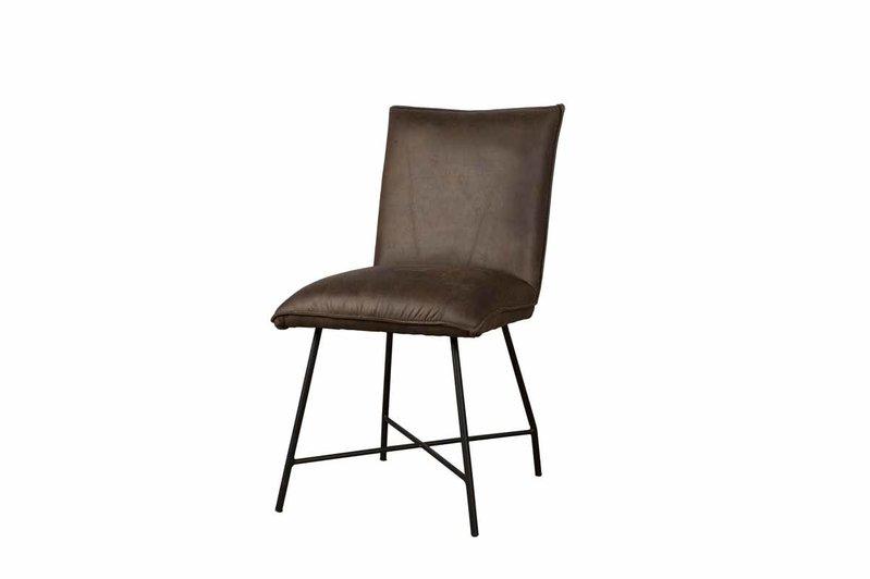 Sidd Trofa stoel - amazon 8 brown