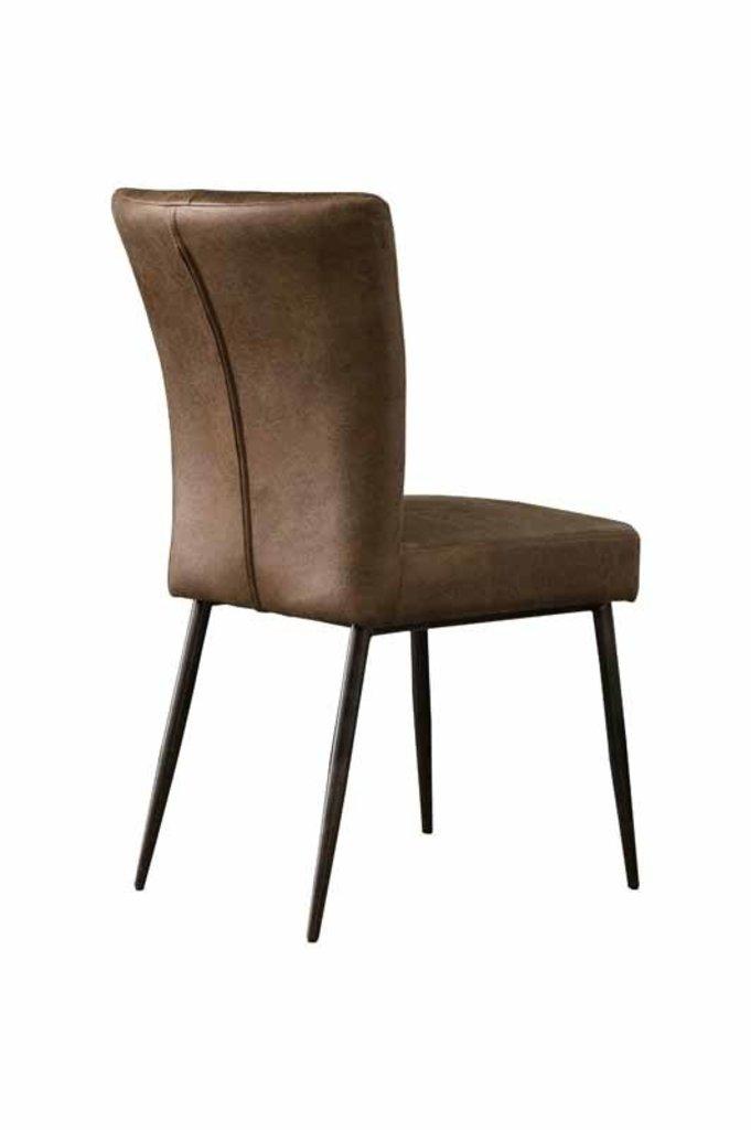 Sidd Toledo stoel - light brown