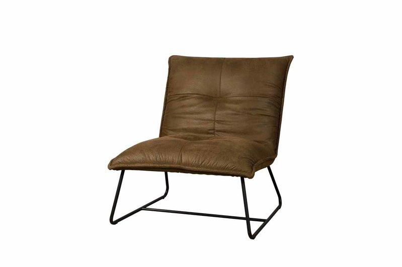 Sidd Seda fauteuil - cherokee 8 cognac
